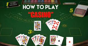 How to Play a Casino